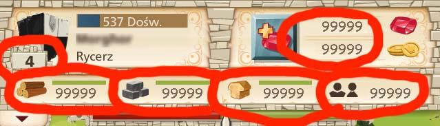 Kody do Goodgame Empire