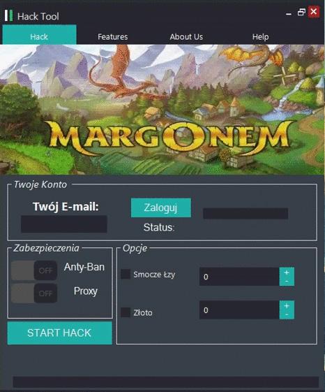 Hack do Margonem
