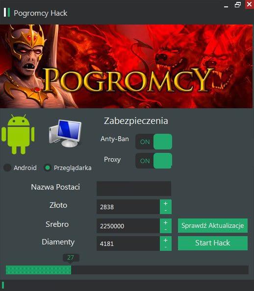 Hack do Pogromcy
